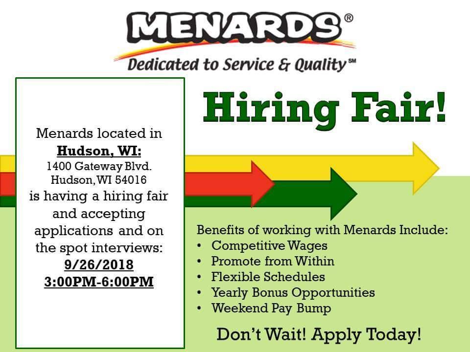 Menards Careers (@MenardsCareers) | Twitter