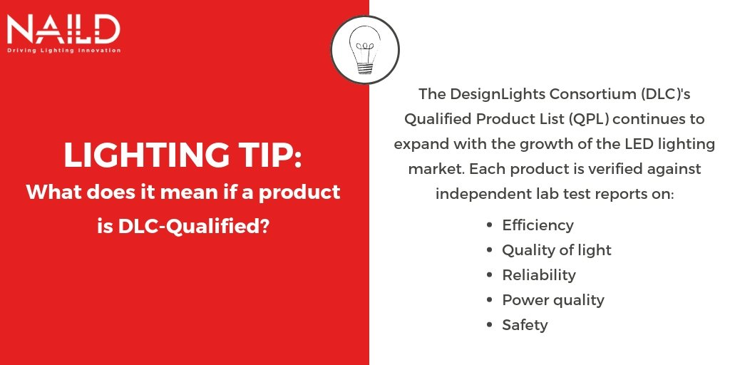 Thank you @NAILDdotORG for sharing this informative article. Wave Lighting carries a variety of DLC listed products. To see our selection, click here --> https://t.co/uZsBvyl7Xc