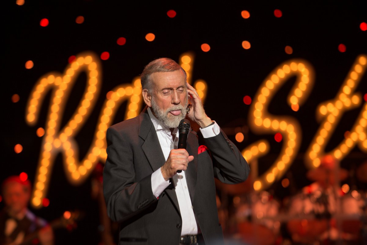 ray having a great time performing at ray stevens cabaray in nashville theres a live piano bar dinner and a full show - Ray Stevens Christmas Songs