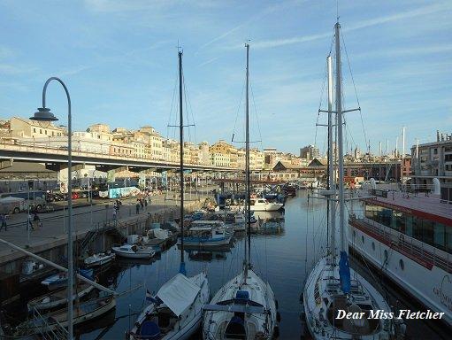 E di mare, di barche e cielo azzurro, in questa sera di settembre a #Genova  - Ukustom