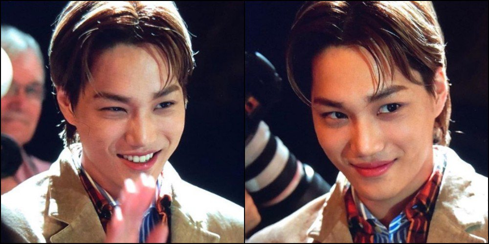 #EXO's Kai makes a fabulous appearance at the #Gucci show during 'Paris Fashion Week' https://t.co/7UAAaEmFQc