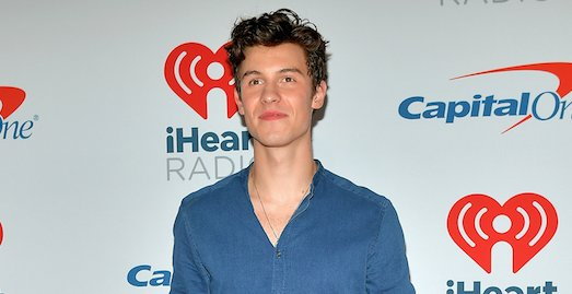 .@ShawnMendes looked amazing on the 2018 iHeartRadio Music Festival red carpet! ❤️ See more of your fave celebs here! >>  https://t.co/J8YAU5CDxO