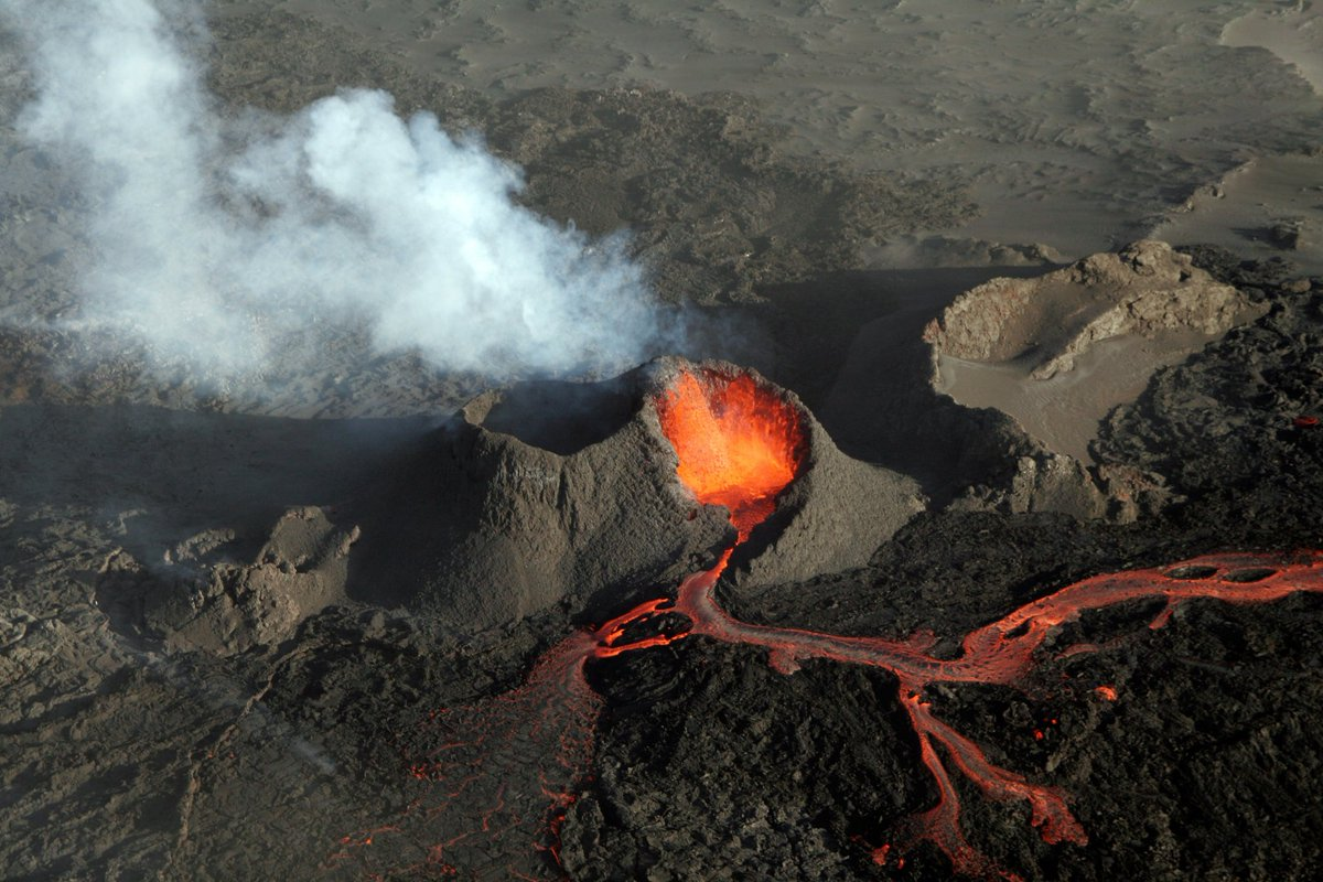 вулканы онлайн мониторинг