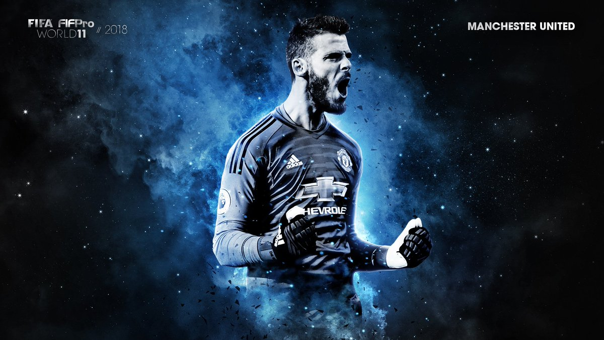 Congratulations to David de Gea who has been named in the FIFA FIFPro World 11 2018! #MUFC <br>http://pic.twitter.com/pmkxqDyYey