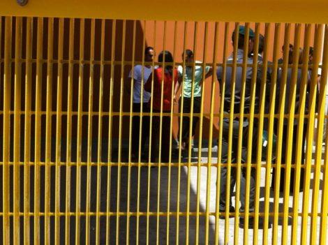 Tunisini in attesa di rimpatrio al Falcone Borsellino, tornano di nuovo al centro per immigrati a Milo - https://t.co/h2FrZJA1iS #blogsicilianotizie