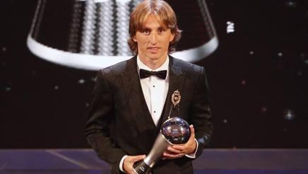 #TheBest #Fifa, trionfa #Modric. #Ronaldo e #Messi grandi assenti http://rosea.it/3728afc3xw  - Ukustom