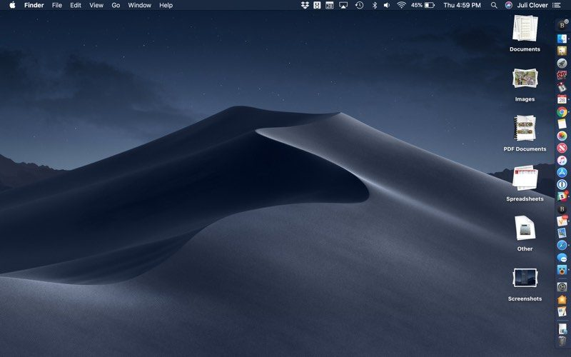 How to Organize Your Mac's Desktop With Stacks in macOS Mojave https://t.co/JfrsaBXzuV by @julipuli