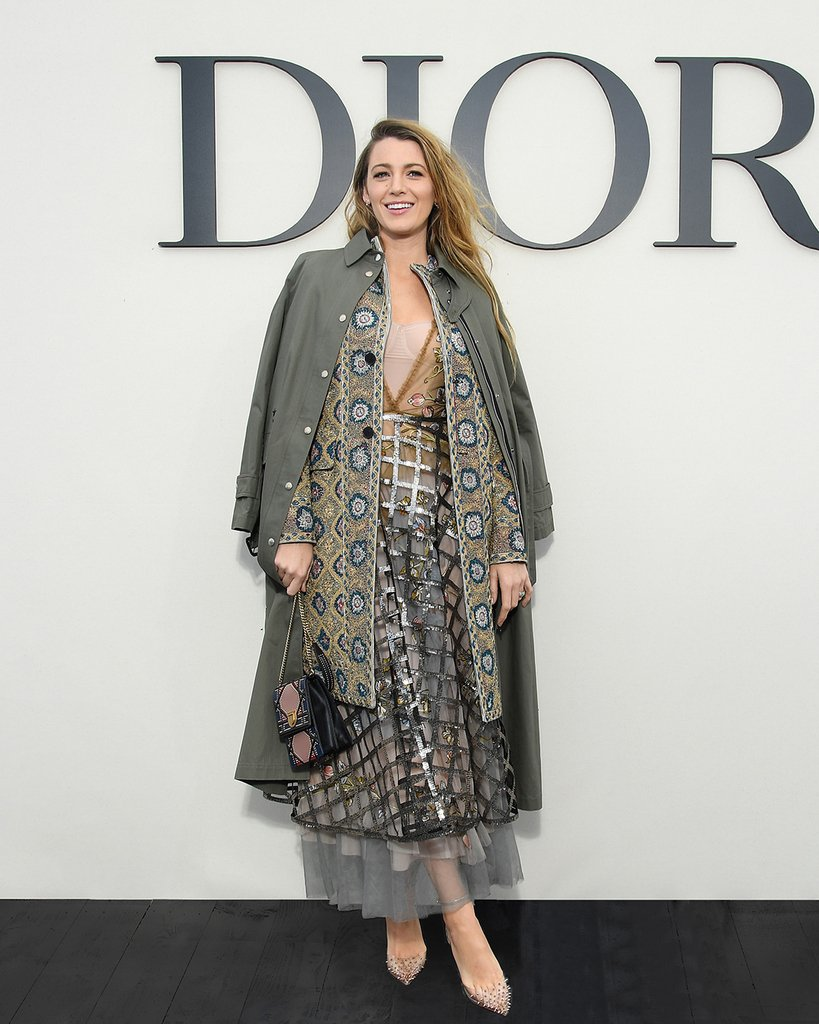 From Blake Lively to Shailene Woodley, get the scoop on the glamorous guests who turned out for the showing of our Spring-Summer 2019 collection by Maria Grazia Chiuri and more https://t.co/NdI4yLtD6d. #StarsinDior