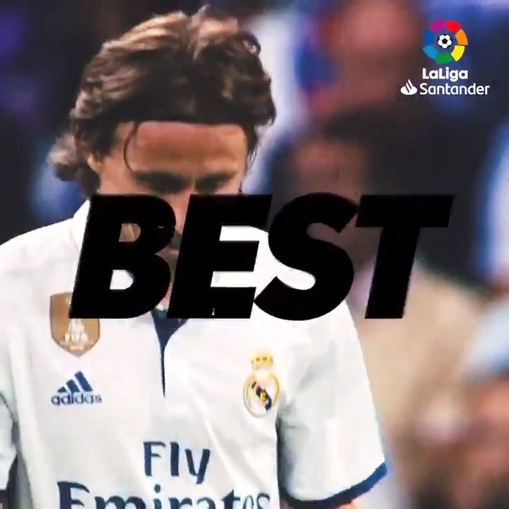 🏆 Champions League 🌎 #WorldCup runner-up 🌟 #WorldCup Golden Ball  🥇 UEFA Men's Player of the Year 2017/18 🔝 #TheBest FIFA Men's Player 2018  🙇♂️@lukamodric10 🙇♂️