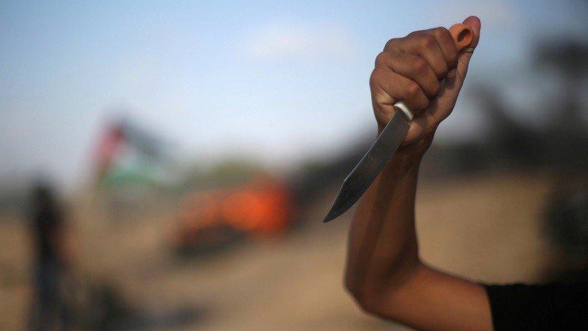 FOTOS: Un hombre pasó cuatro días con una cuchilla de 10 centímetros enterrada en la cara https://t.co/cF5d9CVFRH