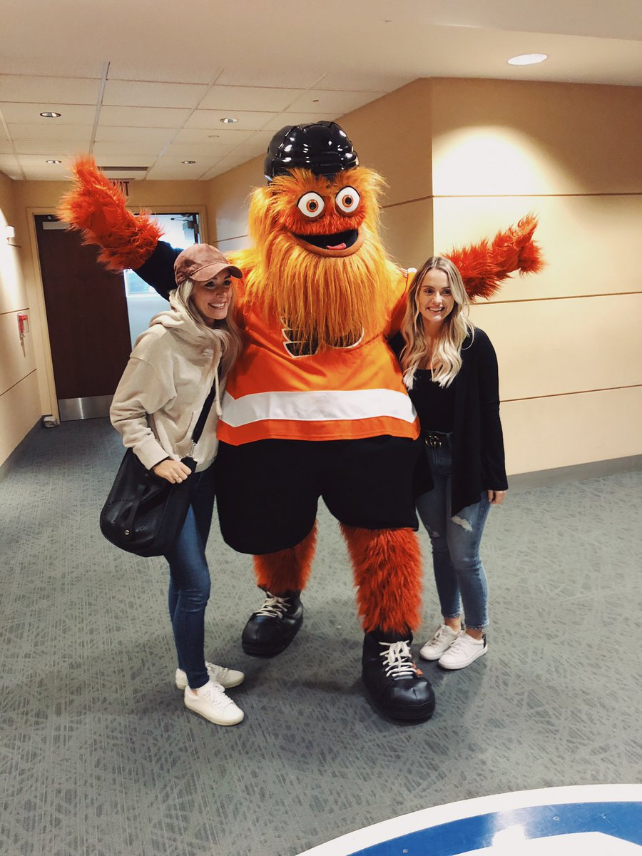 Gritty and Gina Valentine
