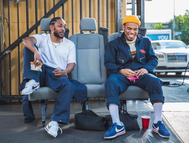 Buckle up! An Anderson .Paak and Kendrick Lamar collaboration is coming next month: cos.lv/O5bq30lXfmu