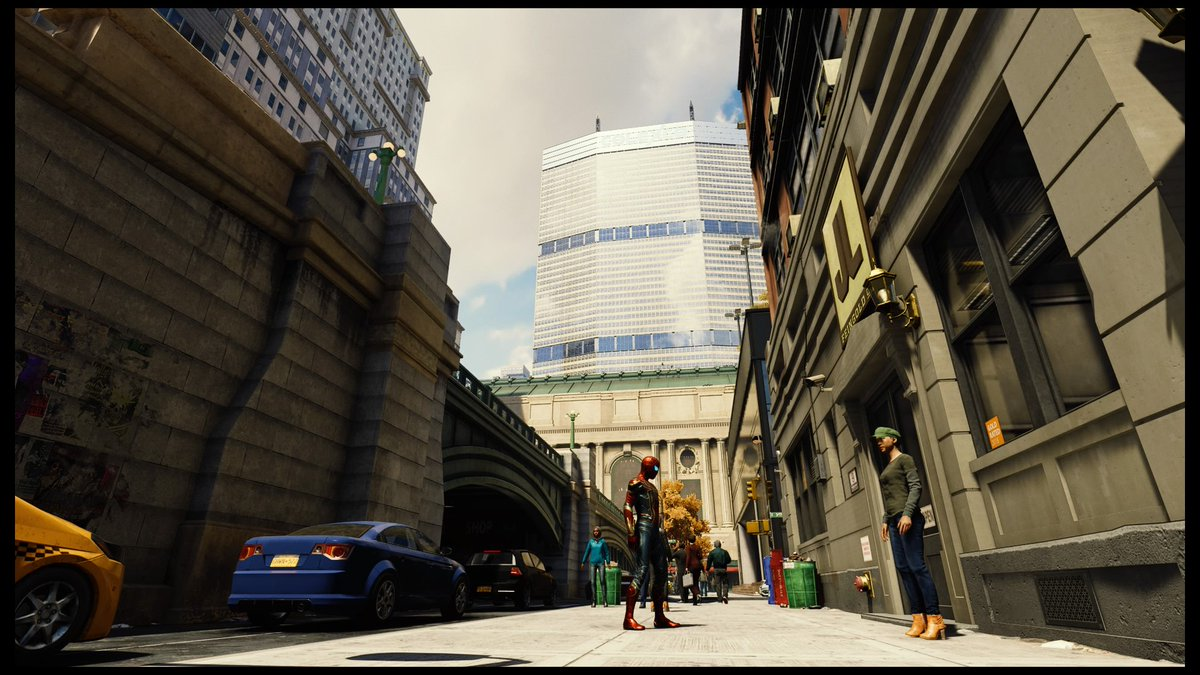 EGK On Twitter JayTechTV SpideyFrenzy Super Spidey1 Qushu92 Found Where The Mcu Avengers Stark Tower Would Be At