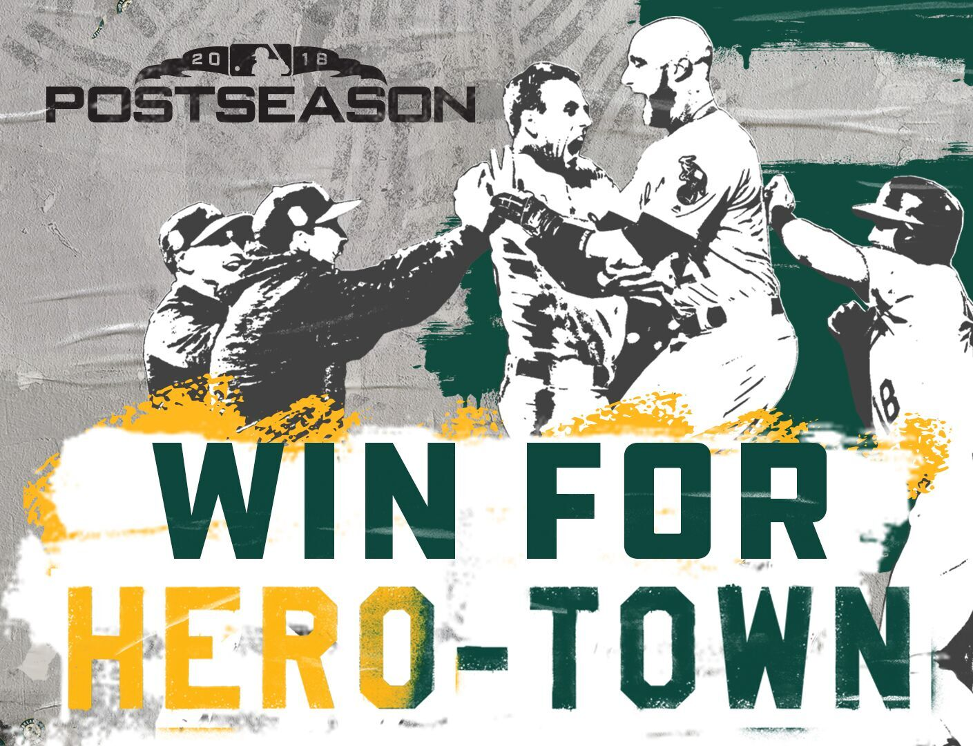 CLINCHED!   #HeroTown is in the Postseason! https://t.co/2nbQehnD42