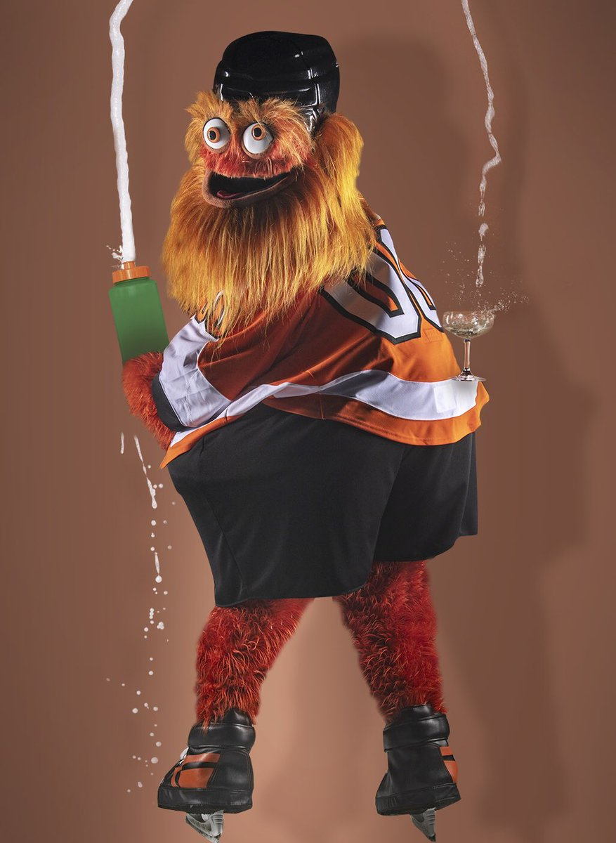 9 Words, 2 Tweets: How the Philadelphia Flyers Convinced Their Fans to Support 'Gritty' (and Broke the Internet in the Process) | Inc.com