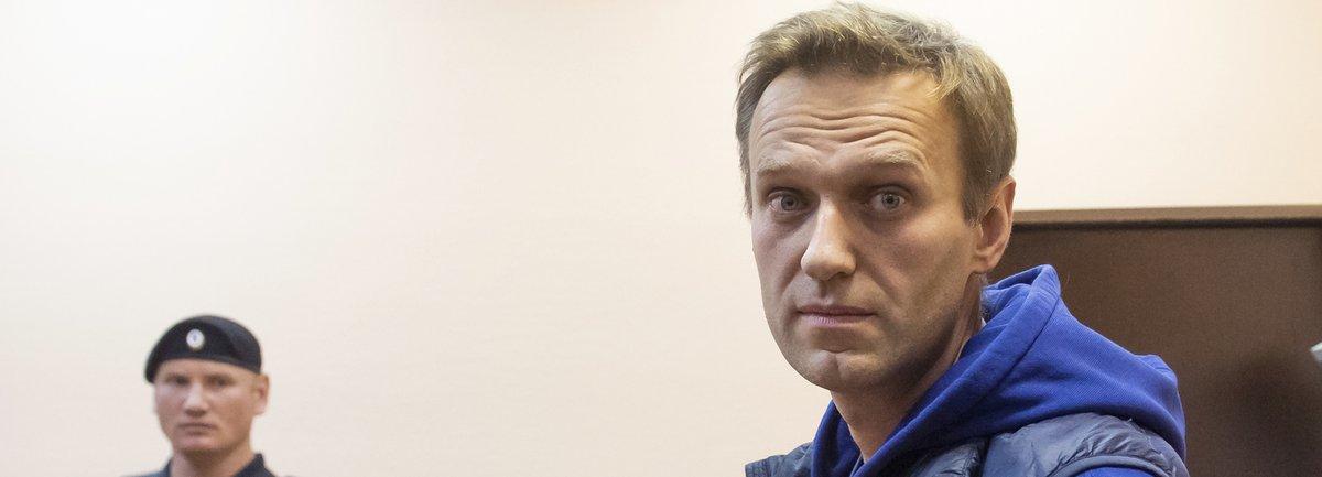 L'opposant russe Alexeï Navalny renvoyé en prison pour 20 jours https://t.co/sOd9tZNhAN