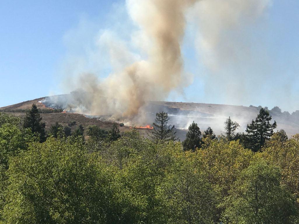 #BREAKING -Fire forces evacuations on Pradera Way in San Ramon https://t.co/jIajjbGgHw