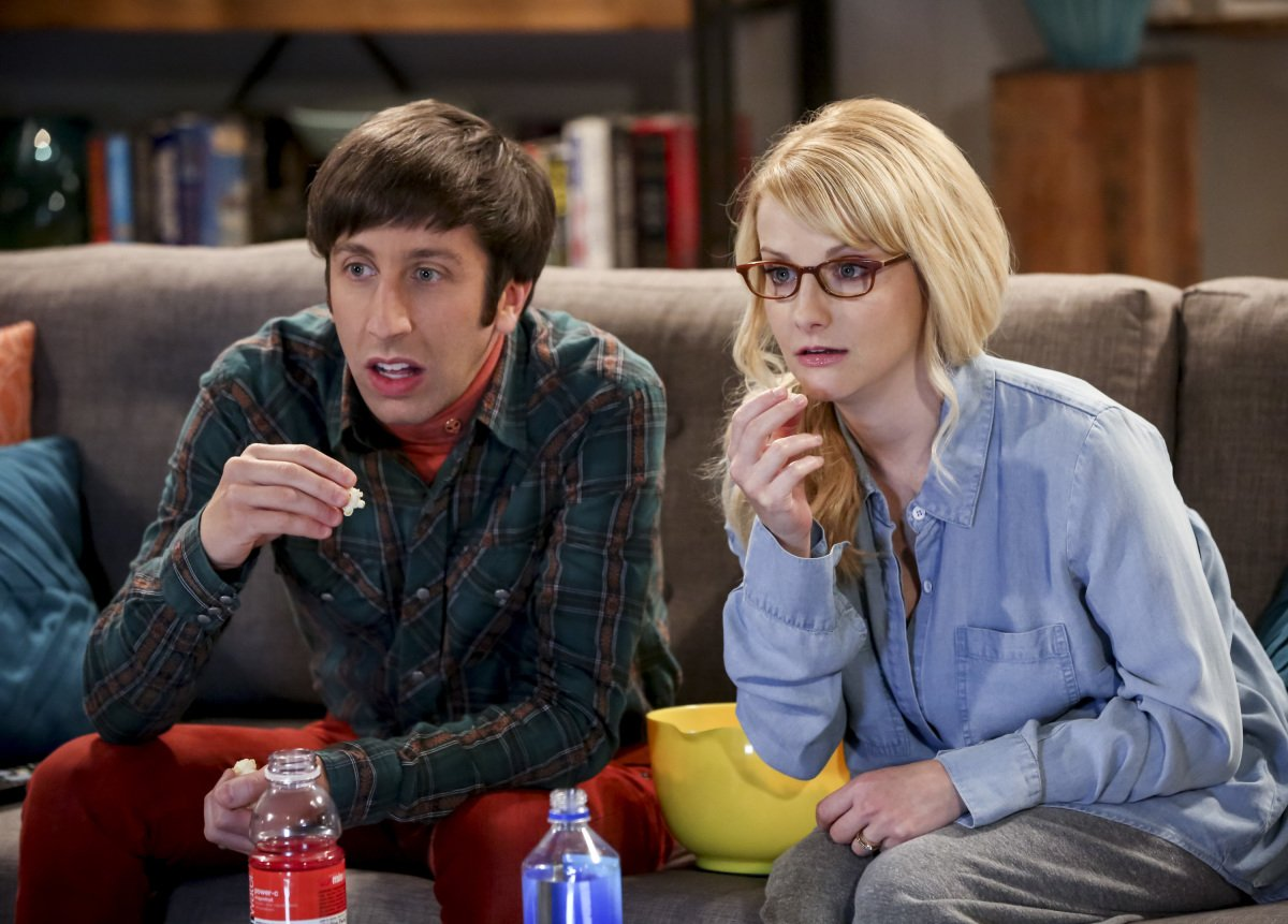 Grab the popcorn, East Coast! 🍿 The final premiere of The #BigBangTheory begins NOW!