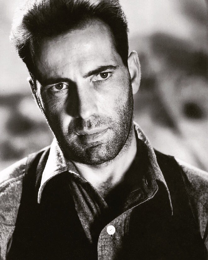 Humphrey Bogart in his breakthrough role as Duke Mantee in The Petrified Forest (1936).
