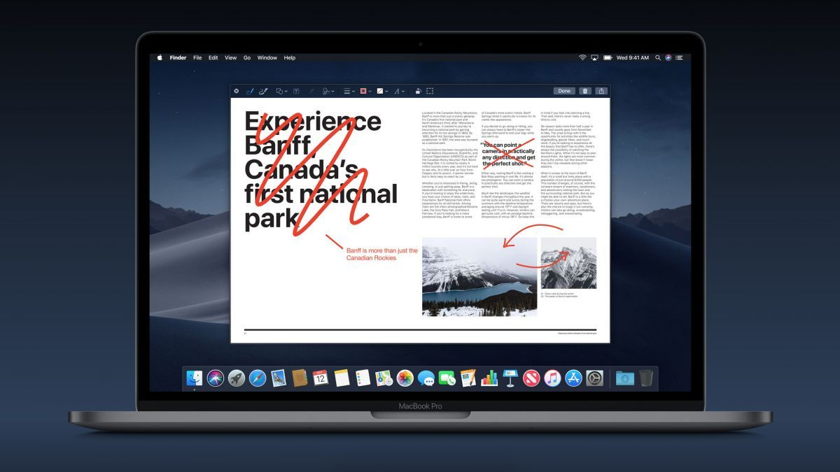 Here's what we think are the best and worst bits of macOS 10.14 Mojave https://t.co/Snh8kY1kz7
