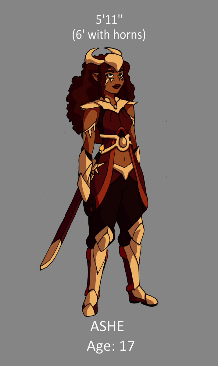 My first #TheDragonPrince OC! A Sunfire Elf! #tdpart<br>http://pic.twitter.com/678R2Mcl9o