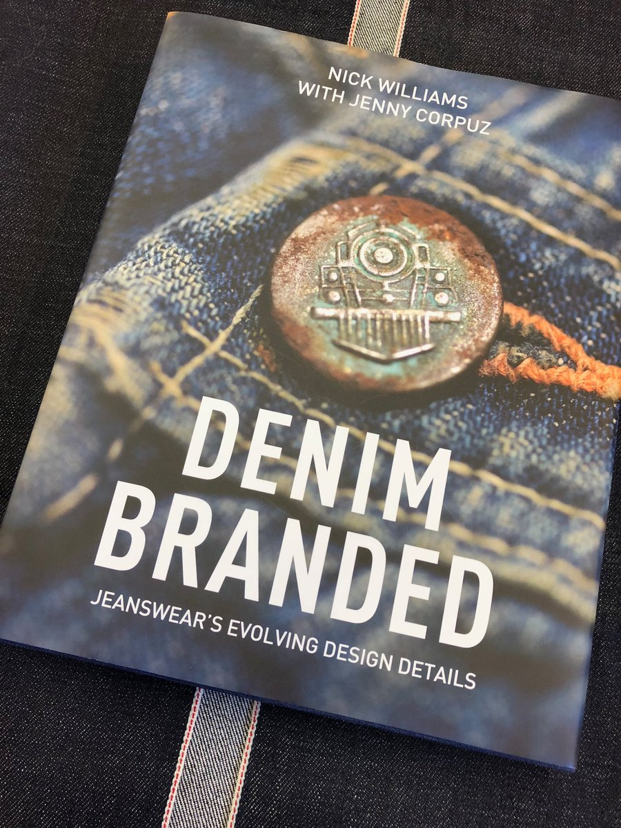 """Tellason Denim on Twitter: """"DENIM BRANDED book launch party @TannerGoods  San Francisco (651 Divisadero) tomorrow Tuesday Sept 25 6-8pm // beer by ..."""