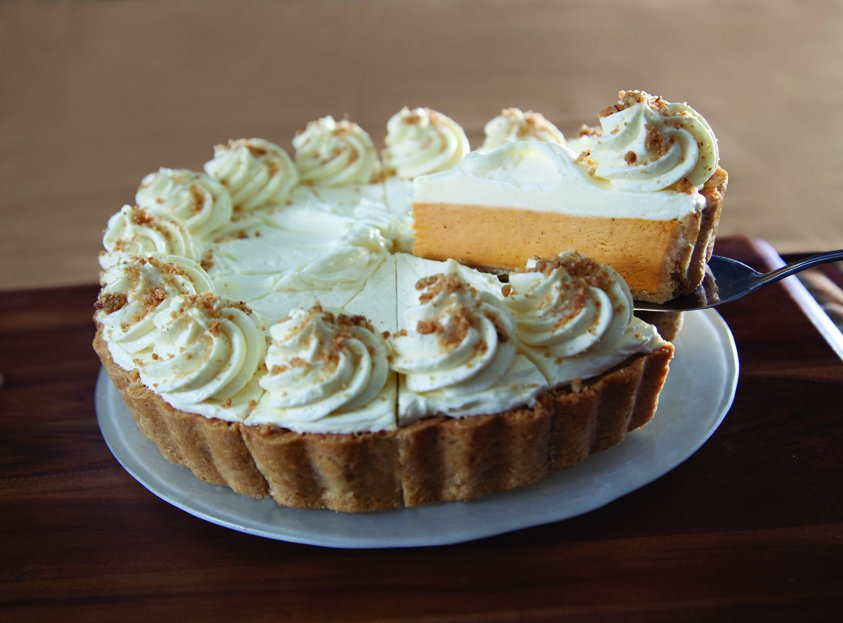Did we mention that it's officially pumpkin season again?