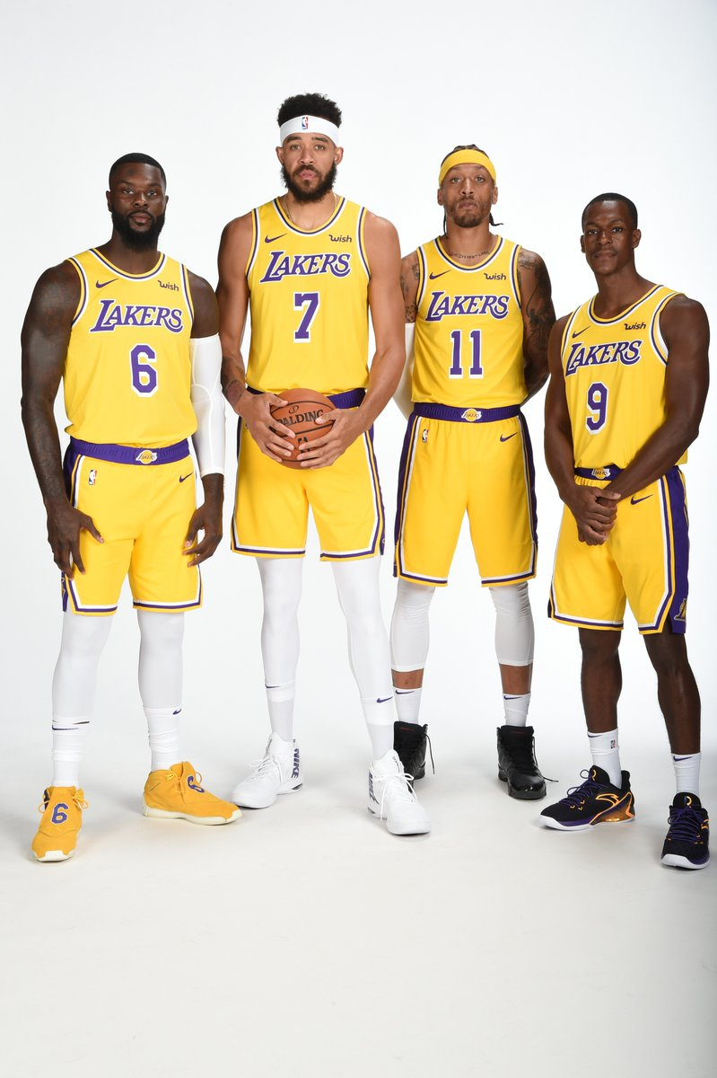 Now this is going to be fun.   #NBAMediaDay