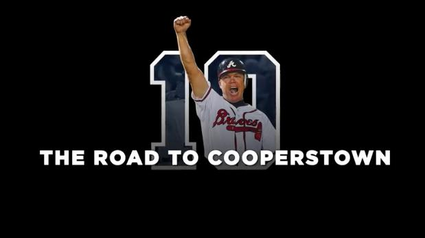 And then it was time to say goodbye to a legend.  But every Braves fan remembers @RealCJ10's final walk-off home run in 2012 off Papelbon at The Ted: https://t.co/cE4VwaPc1R