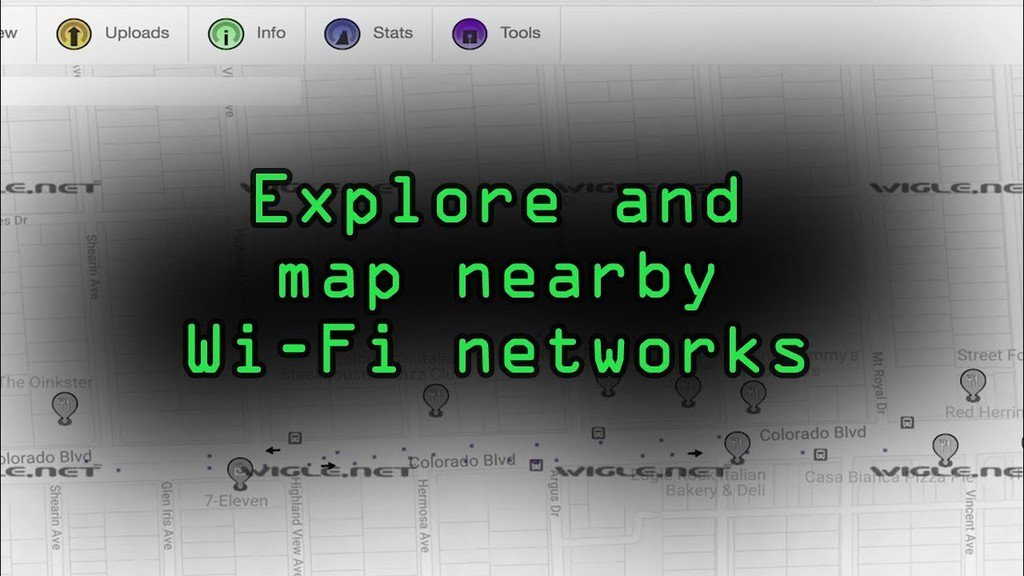 How to Explore &amp; Map Nearby Wireless Networks with WiGLE #Hacking #PenTest  https:// ift.tt/2IeWGg0  &nbsp;  <br>http://pic.twitter.com/4bWDilwfYw