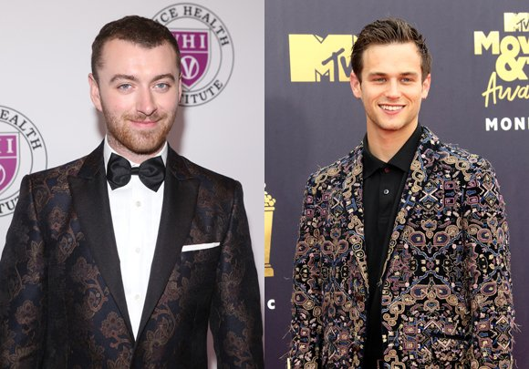 .@samsmith finally speaks out on @brandonflynn split!