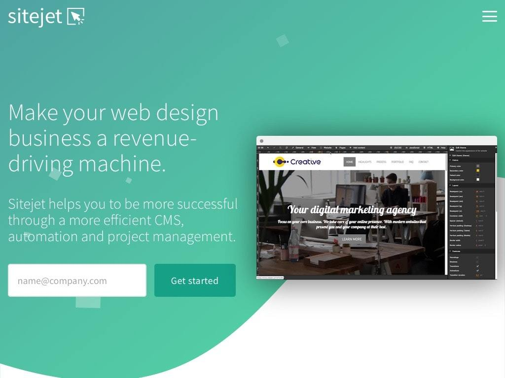 Ritesh Naik On Twitter Sitejet All In One Website Design And Client Management Software Was Just Featured On Betalist Https T Co Vzbalz6ixb Startup Share Sitejet All In One Website Design And Client Management Software Sitejet