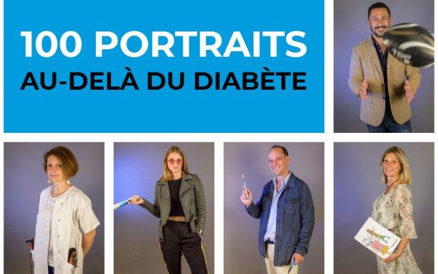 100 portraits pour changer l'image du diabète https://t.co/IDxEYUbjeB