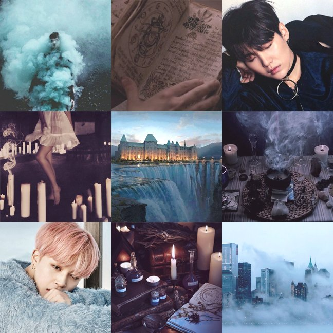 At Bangtan University for Magic, the only good magic is light magic.   Park Jimin, a freshman majoring in spell circles, is the epitome of what every light witch wants to be with his light pink hair, soft expressions, and gentle nature.   The only problem? He has a dark affinity. <br>http://pic.twitter.com/pbDFQSLJCy