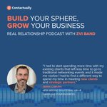 . @cadredc never saw the #value in #coldcalling or #networking because its a collection of #businesscards that don't necessarily #lead to anything. Find out how he learned non-traditional networking methods in this #realrelationships #podcast --> https://t.co/lGmSEkAwMi
