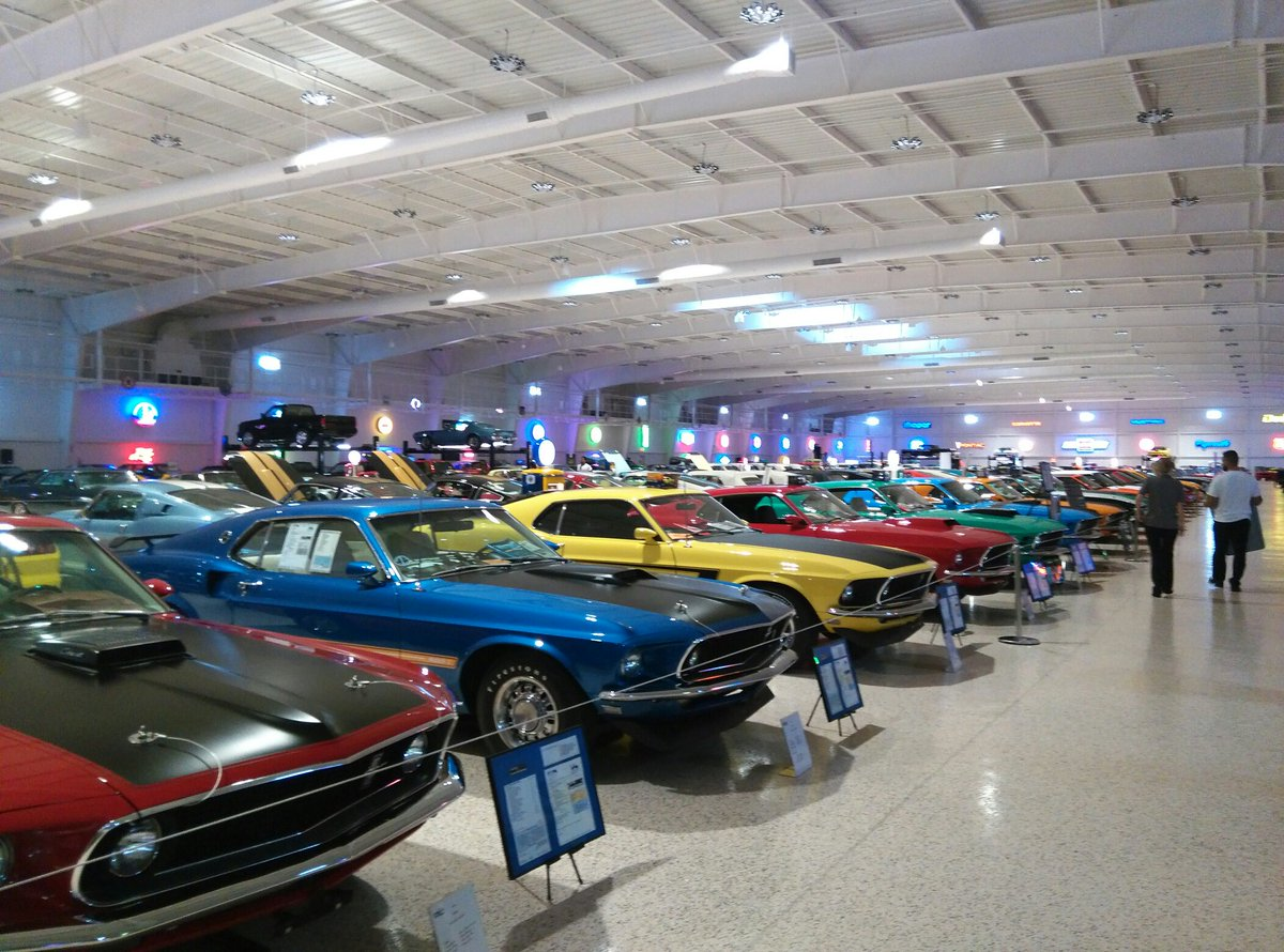 Cars Global Center On Twitter American Muscle Car Museum