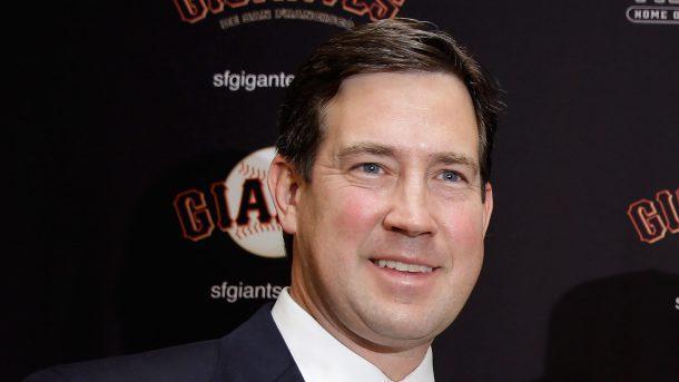 The @SFGiants fire general manager Bobby Evans. #MLB https://t.co/UvL0gbr19E