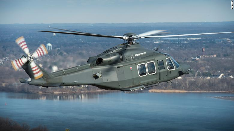 US Air Force awards $2.38 billion contract to Boeing for new helicopters to replace the Vietnam-era 'Hueys' that have been helping to secure America's nuclear missile sites https://t.co/1GCFmnyPNl