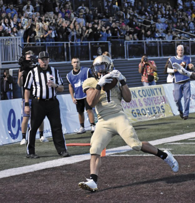 Smsu Football On Twitter Our Offensive Pow Goes To Rb Max Simmons