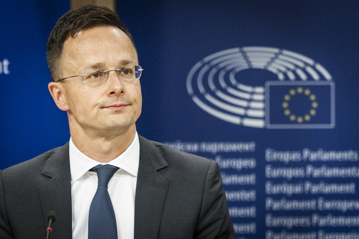 Глава МИД Венгрии прокомментировал возможность выхода из ЕС https://t.co/UfuWJHaUgy