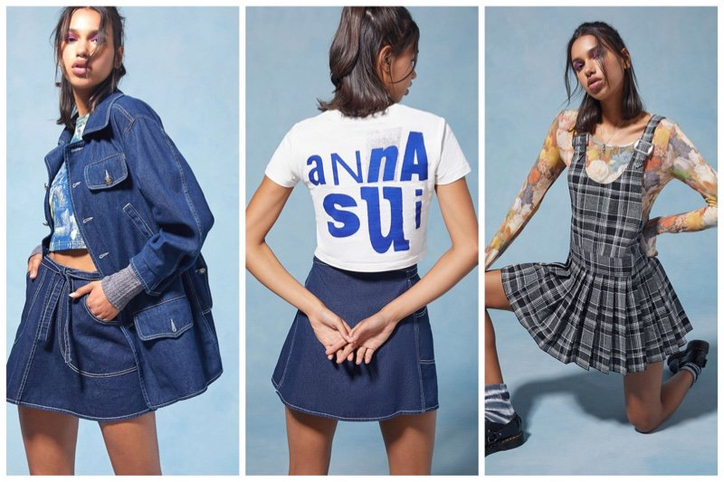 fe33ef4761cb2 annasui amp urbanoutfitters brings 90 s vibes to new collaboration annasui  urbanoutfitters