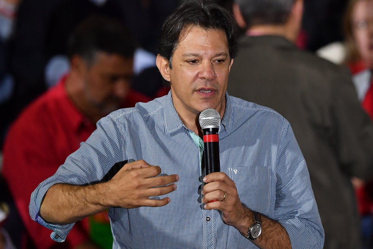 'Nós precisamos dialogar também com o eleitorado do Bolsonaro', diz Haddad #haddad #bolsonaro https://t.co/yzkm8LN6O5