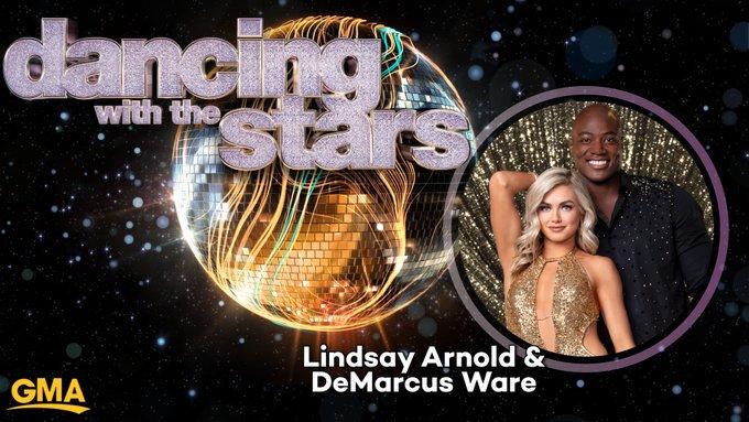 #DWTS Season 27: RT for team @lindsayarnold & @DeMarcusWare!  @DancingABC https://t.co/Xio9L1RURh https://t.co/Fme3buLS6m