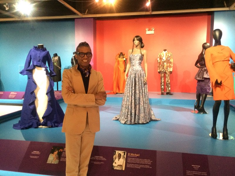 B Michael On Twitter Honored To Be Included In This Powerful Exhibition Contributions To The Tapestry Of Global Fashion By Black Fashion Designers See The Exhibition At The Thewrightmuseum In Detroit Be