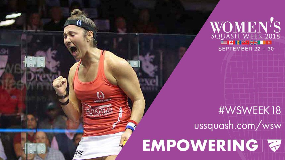 test Twitter Media - Squash makes you feel stronger physically, mentally and gives you the confidence to achieve your goals. Start your squash journey with us during #WSWeek18 and find an event near you!  ℹ️: https://t.co/yrr5elPXUl https://t.co/5rhikTsY0H