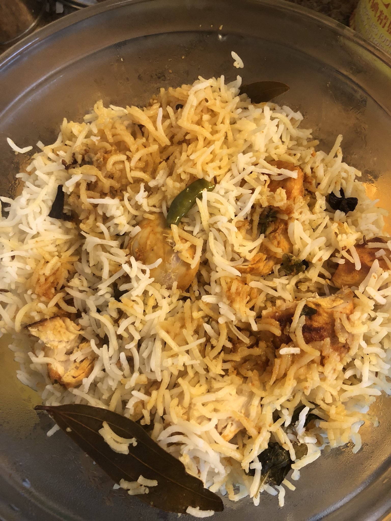 Why not home made chicken birynai not like hotel? - Page 4