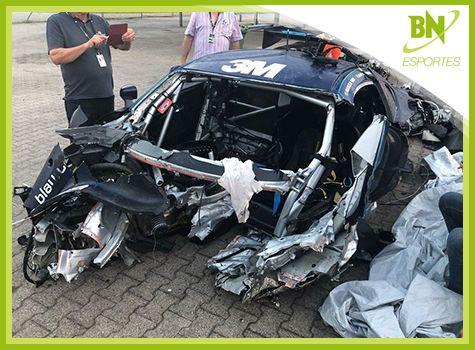 Destaque em Esportes: Após grave acidente, piloto brasileiro segue na UTI; veja vídeo https://t.co/6LmqTSifOR