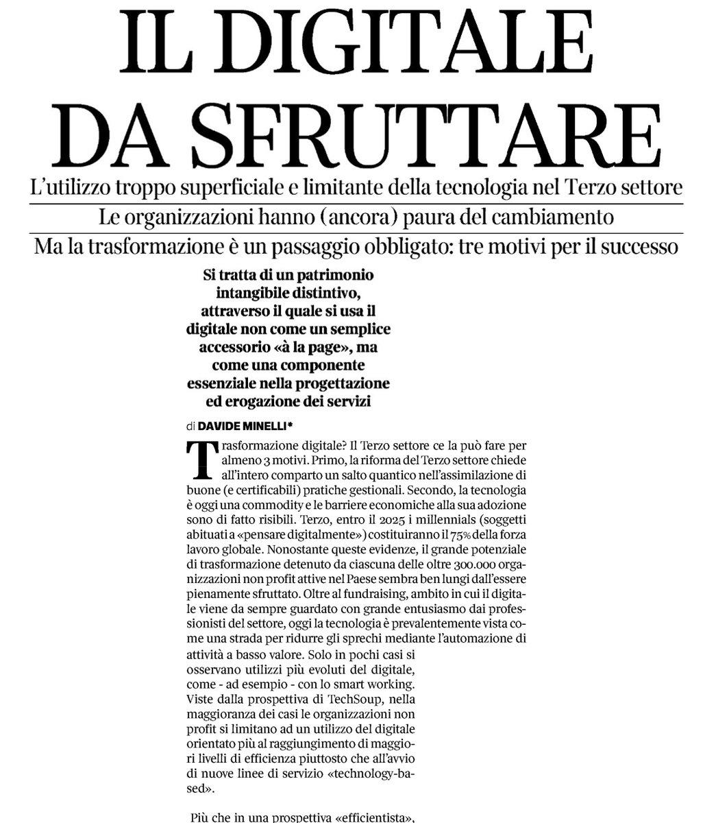 Via @CorriereBN \