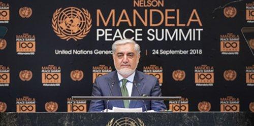 Abdullah Renews Govt's Commitment To  Peace Process #Afghanistan  https://t.co/q4lOFSLB84