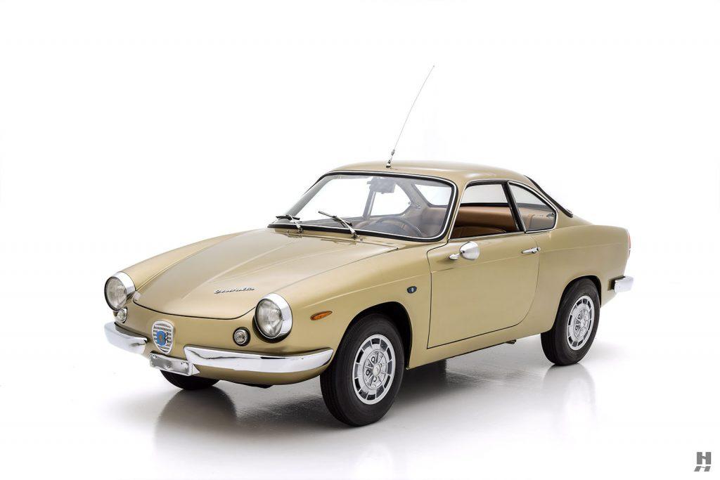 1961 Cisitalia Abarth 850 Scorpione Coupé#Cisitalia  #Abarth #Fiat850 #Scorpione #Fiat850Coupé #Allemano  #Argentina  - Ukustom